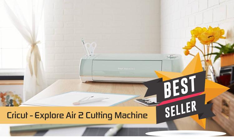 Cricut – Explore Air 2 Cutting Machine – Arts & Entertainment