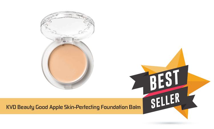 KVD Beauty Good Apple Skin-Perfecting Foundation Balm – Health & Beauty