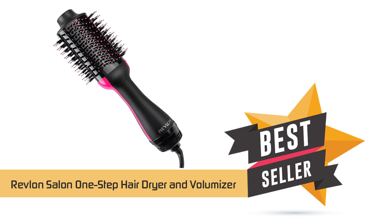 Revlon Salon One-Step Hair Dryer and Volumizer – Health & Beauty